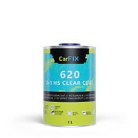 620 Carfix HS Clear Coat 2+1