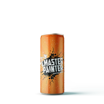 2025 Master Painter Energy Drink