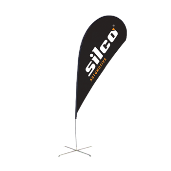 2326 Flying Banner Silco
